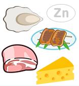 亜鉛の多い食品