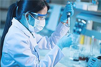 放射能濃度検査、残留農薬試験イメージ