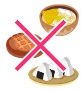 炭水化物(ご飯・パン・そば・パスタ)